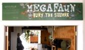 Megafaun title board