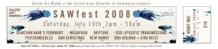 SawFest Ticket